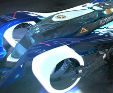Vehicle Concept Art Gallery