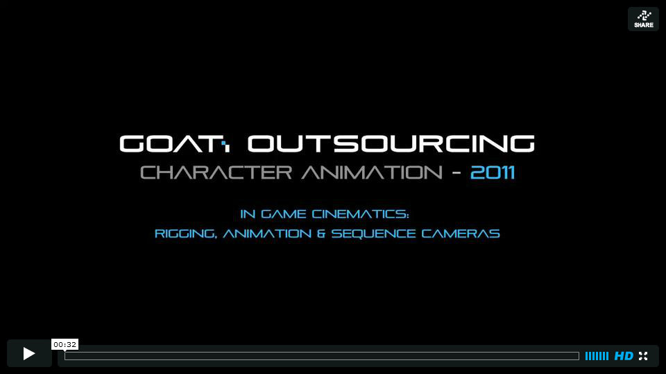 Darksiders II - GOATi Outsourcing Project Reel