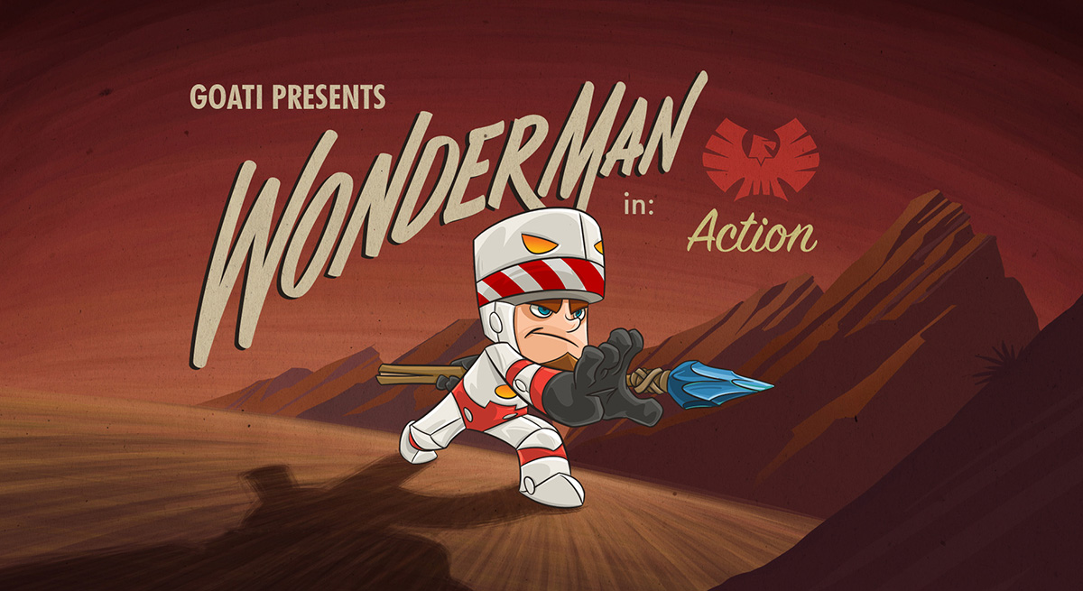 Wonderman Nation - Intro Teaser
