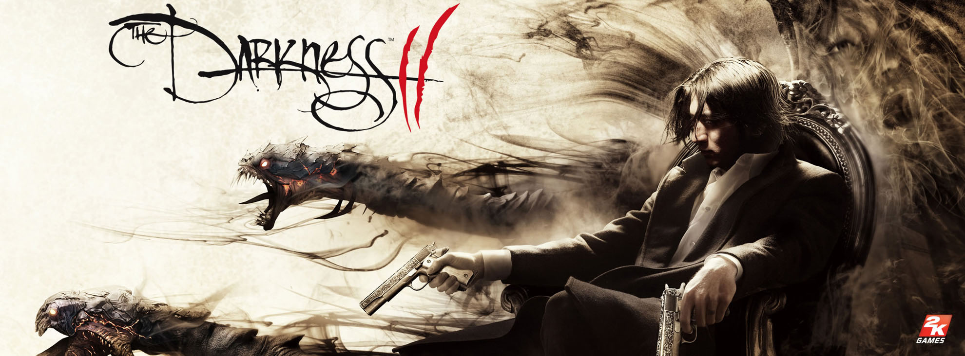 The Darkness II Official Cover Art Image